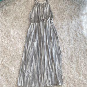 Chico's Chevron Maxi dress